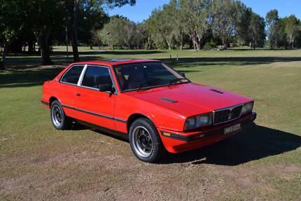 1988 Maserati Biturbo i