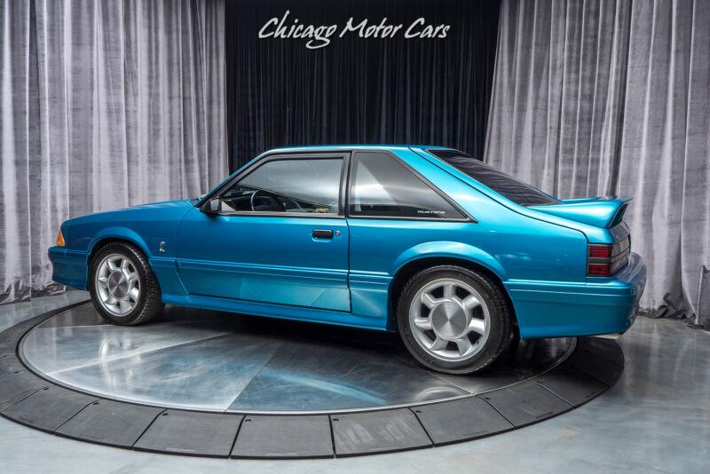 Image 3 Coche Americano usado Ford Mustang 1993