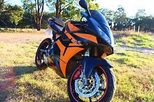 1997 Honda RVF400 NC35 with TYGA kit Maroota The Hills District Preview