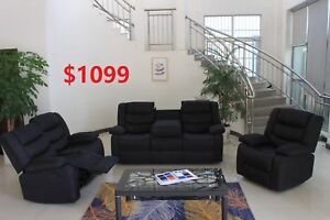 WAREHOUSE SOFA SALE STARTING AT $199