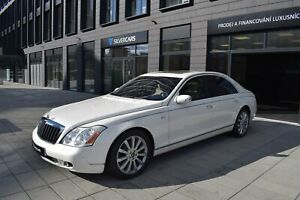 Maybach 57 S /TOP/NEWservice/Carbon/Keyless /612 PS/