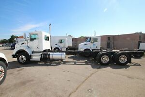 2012 Kenworth T440 28 FT FRAME