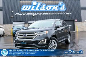 2015 Ford Edge SEL | AWD | NAVI | LEATHER | PANORAMIC SUNROOF |