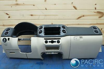 Dashboard Dash Instrument Panel Assembly 5N1857001J6T6 Volkswagen Tiguan 2012-16