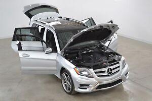 2015 Mercedes-Benz GLK-Class 4Matic BlueTec GPS*Toit Pano*Camera