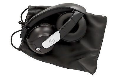 Mercedes-Benz Fond Entertainment Bildschirm Kopfhörer Funk GLK S R Klasse