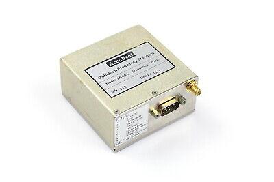 Accubeat Rubidium Frequency Standard Ar-60a 10mhz 19
