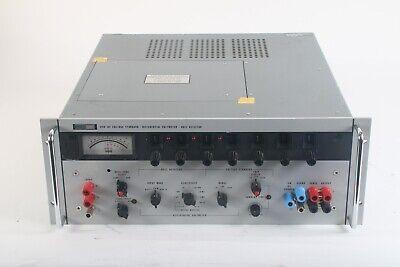 Fluke 335a Dc Voltage Standard Differential Voltmeter Null Detector