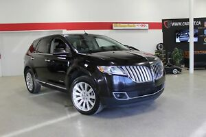 2013 Lincoln MKX Limited - Leather| Navi| Sunroof| Backup Cam| A