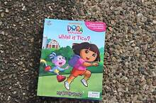 Dora the explorer book figurines and playmat (nickelodeon) Hillcrest Logan Area Preview