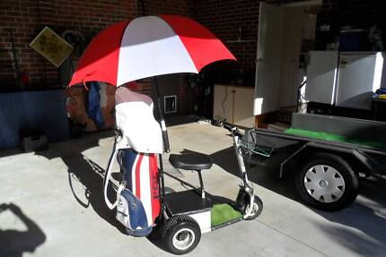 Parmker Golf Buggy Plus extras Mount Waverley Monash Area Preview