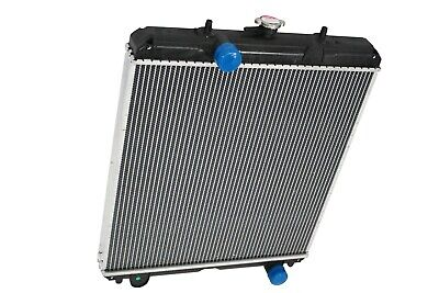 Ford New Holland C175 C185 C190 L175 L180 Skid Loader Tractor Radiator 87013856