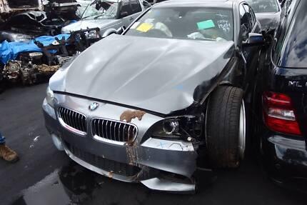BMW F10 520d M-Sport Parts Mag Wheel Light Door Mirror Nav Brake Revesby Bankstown Area Preview