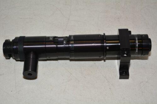 Navitar 1-50503 12X UltraZoom 3 mm FF Coax Lens W/ 1-60439 & 1-6010 #M61