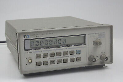 Hp 5385a Frequency Counter 10hz To 1ghz Used 10