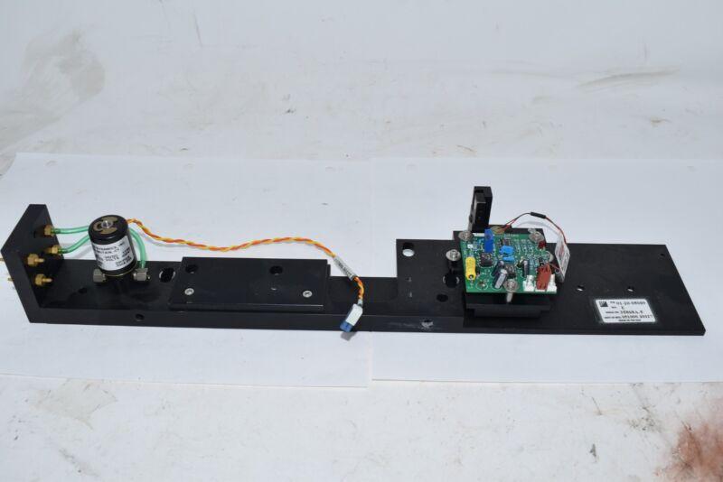 Ultratech Stepper 01-20-05089 Rev. E Output Arm & Laser Interlock Assy