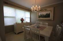 8 Seat Dining Table and Buffet Muswellbrook Muswellbrook Area Preview