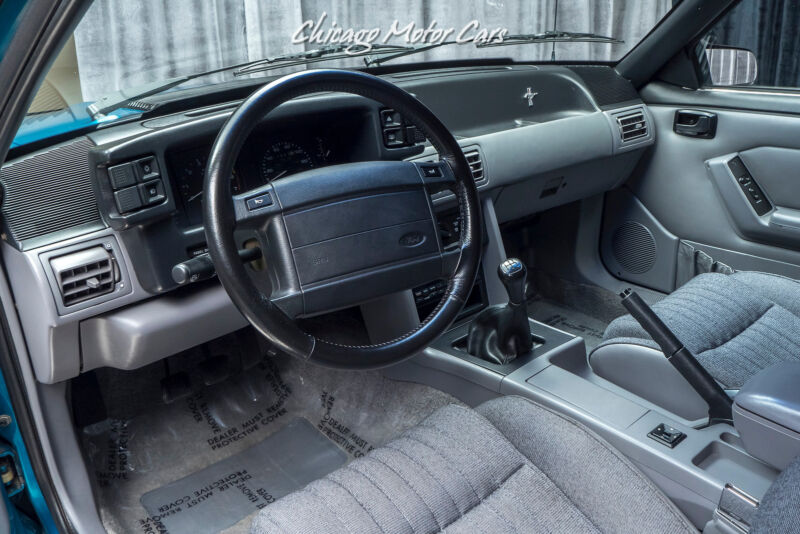 Image 8 Coche Americano usado Ford Mustang 1993