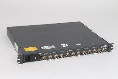 Symmetricom 6502b Rf Distribution Module 14364-101 Rev V