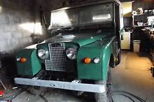 Land Rover  1956   series 1    88 inch Westbury Meander Valley Preview