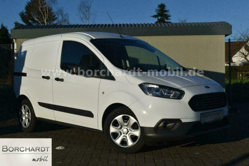 Ford Transit Courier Trend,Trennwand, Tempomat