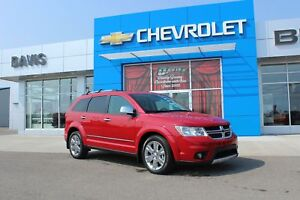 2013 Dodge Journey R/T LOCAL TRADE, LEATHER, HEATED SEATS