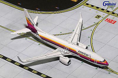 Gemini Jets American Boeing 737-800 AirCal Retro GJAAL1515 1/400 REG#N917NN. New