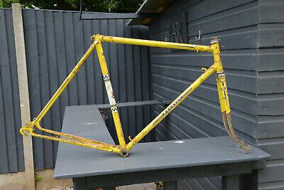 """vintage Peugeot  Bike Frame  22"""" Eroica"""