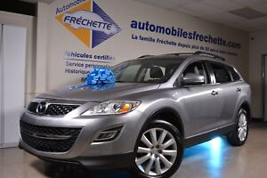 Mazda CX-9 2010 GT AWD 3.7L 7 places Cuir Toit ouvrant