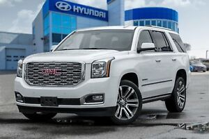 2018 GMC Yukon Denali, NAVIGATION, BACK UP CAM, BLU-RAY