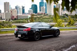 2009 FULLY LOADED SUPERCHARGED INFINITI G37S COUPE 6MT