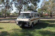 1986 Toyota Hiace Pop top campervan 12 MONTHS  REGO! Springvale Greater Dandenong Preview