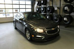 2015 Chevrolet Cruze LT| Leather| Front Heated Seats| Bluetooth|