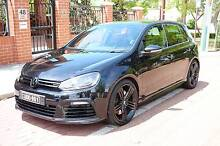 2011 Volkswagen Golf R - DSG - LOW KMS - BLACK Perth CBD Perth City Preview