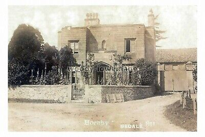 rs2065 - A Grand Home in Village of Hornby, Hambleton District - photograph 6x4