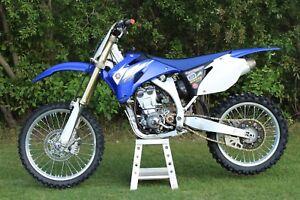 2006 Yamaha 250yzf