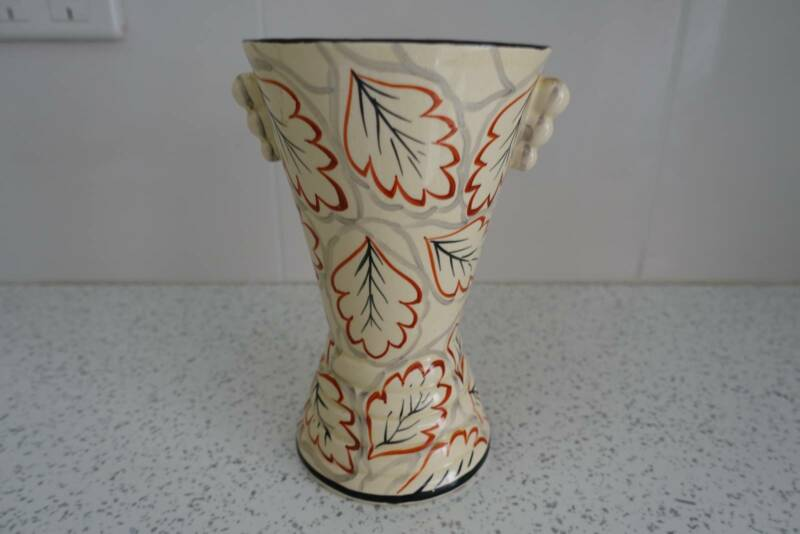 Arthur Wood Art Deco Vase Antiques Gumtree Australia Stirling