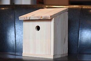 nistkasten bausatz standard meisenkasten vogelhaus bausatz. Black Bedroom Furniture Sets. Home Design Ideas