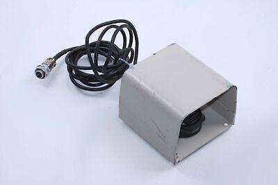 Hoya Conbio Medlite C4 Med Lite C 4 Laser Footpedal Footswitch Foot Pedal Switch