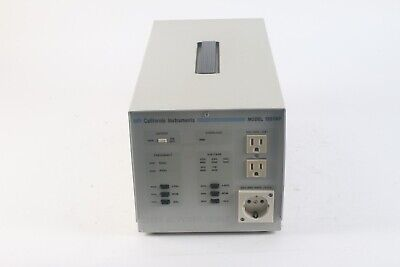 California Instruments 1251wp Universal Ac Power Source - As Is