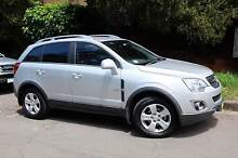 2011 Holden CG Series II Captiva 5, 4x4 Diesel MY 11 2 Wagon Balmain Leichhardt Area Preview