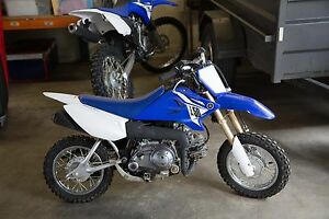 Yamaha TTR50E Yeerongpilly Brisbane South West Preview