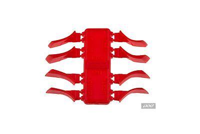 POD Active KX Hinge Insert Set Unknown Knee Brace Replacement/New MX Motocross