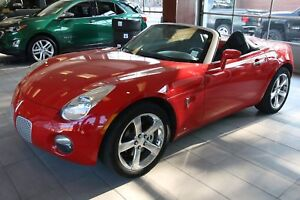 2007 Pontiac Solstice Car - Convertible