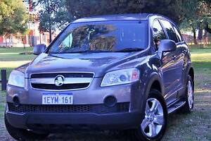 2008 Holden Captiva Wagon,Auto Turbo Diesel,good for UBER driver. Carlisle Victoria Park Area Preview
