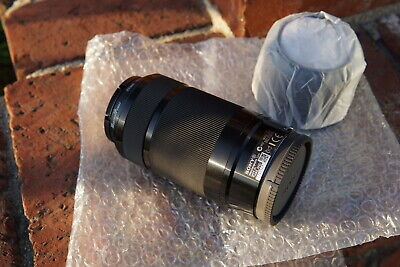SONY 55-210mm OSS E Mount Lens, SEL55210, with extra