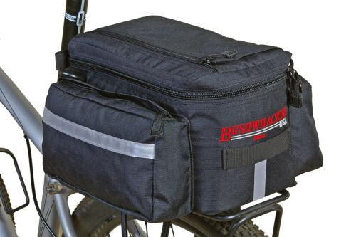 Bushwhacker Mesa Trunk Rear Rack Bag Bike Pannier Cycling Gear Bicycle Cargo for
