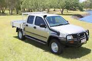 2005 Holden Rodeo RA LX Utility Crew Cab 4dr Man 5sp 4x4 3.0DT Merrimac Gold Coast City Preview