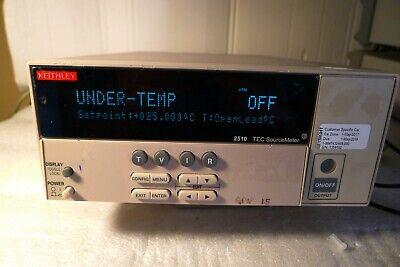 Keithley 2510 Tec Sourcemeter