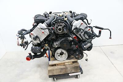 2011 - 2013 BMW 550I 550 F10 4.4L TWIN TURBO ENGINE MOTOR 84K MILES OEM